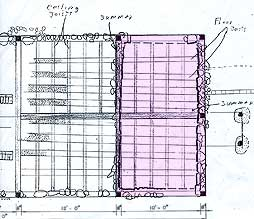 Parlor floor and ceiling plan