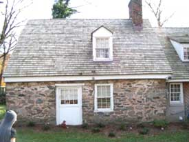 Existing Market Master's house