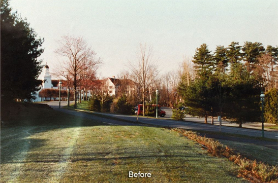 """Before"",   Sagamore Hotel and Resort, Bolton Landing, NY Suite of 2. L.H.Barker (c) 2000. All rights reserved."